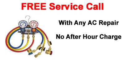 AC Repair Miami Coupon