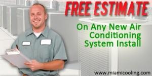 Free Estimate On AC Install