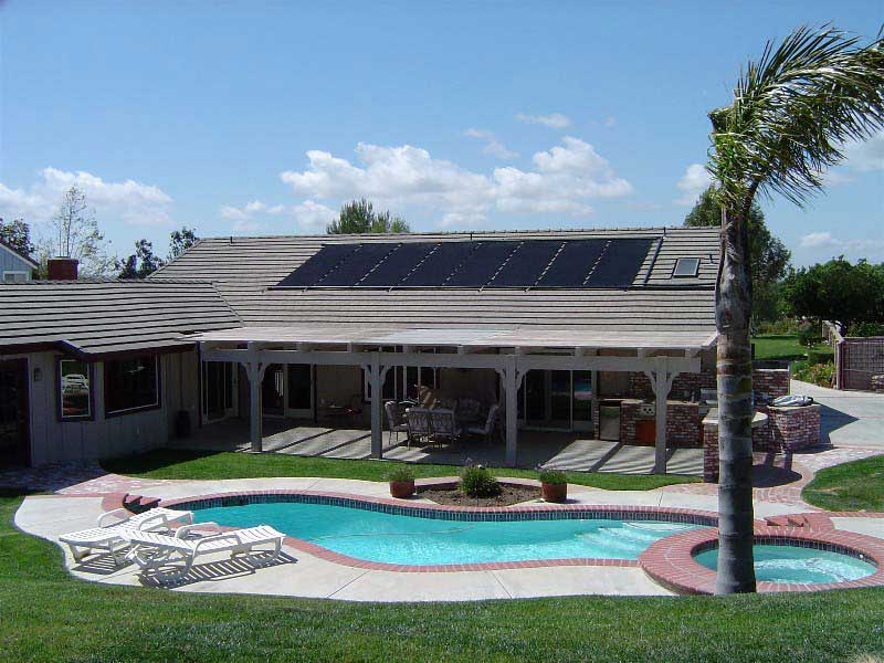 Miami Solar Pool Heating