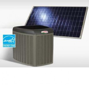 Solar Powered Air Conditioning