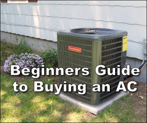 Beginners Guide to Buying an AC